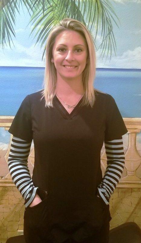 Sarah Peters of West Coast Wellness
