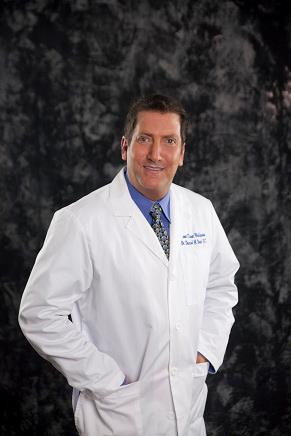 Dr. Barr chiropractor in West Coast Wellness